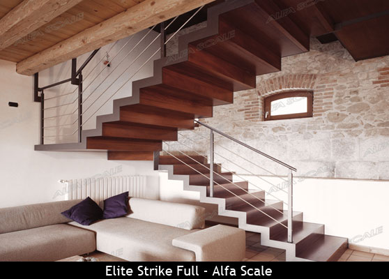 Conventional staircase